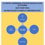Le CCAS Centre communal d'action sociale
