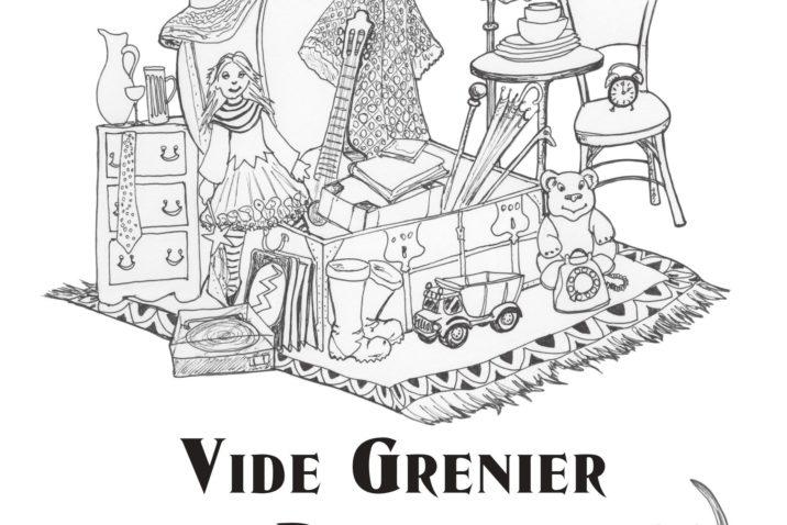26 juin : Vide Grenier